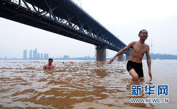 武汉告急——长江汉江洪水夹击武汉 - 焉老倌 - 焉老倌
