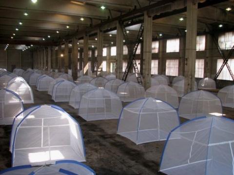 """[全程跟踪]""""99个帐篷,99个梦想"""" - 安静的电吉他 - 王军 行为艺术"""