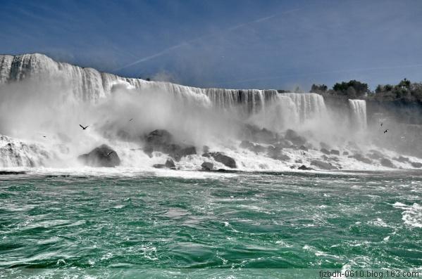 尼亚加拉瀑布 - 风景这边独好 - 风 景 这 边 独 好