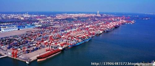 """青岛港:何以逆势增长 化""""危""""为""""机"""" - 于清教 - 产业智慧。商业思维。"""