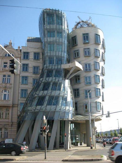 全球最古怪建筑大聚合/组图