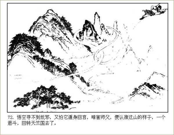 河北美版西游记连环画之三十五 【天竺国】 - 丁午 - 漫话西游