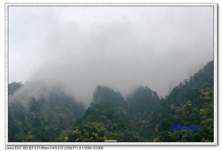 汶川县延途(锦绣中华05)[原] - 自由诗 - 图说天下
