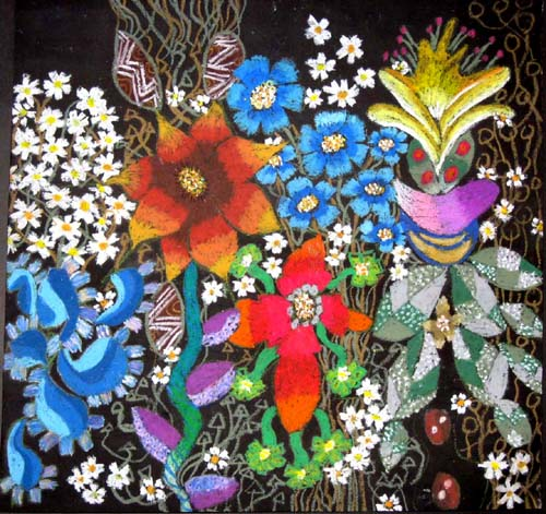 我的 学生作品 - 彤馨童画 - 彤馨·童画的博客