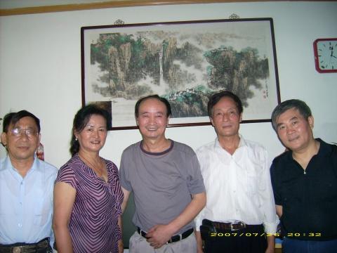 (原创)南京三中同学聚会 - 春慈 - 春慈的博客