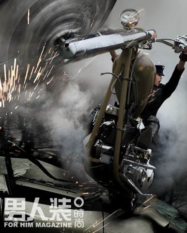 弹的速度 - 寻找最后两个男人的静像电影 - 洋洋 - SINSUO!