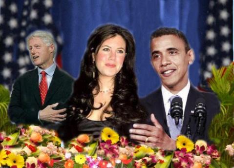 莱温斯基进白宫引发的七大反响 - 今方 - 今方的博客