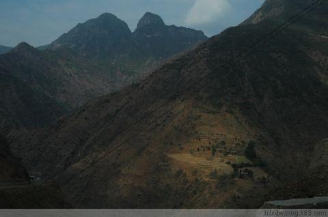 [旅游摄影]好喜欢,云南(7)--到香格里拉去的路上 - 松江蓑笠翁hitcdw - hitcdw摄影、旅游