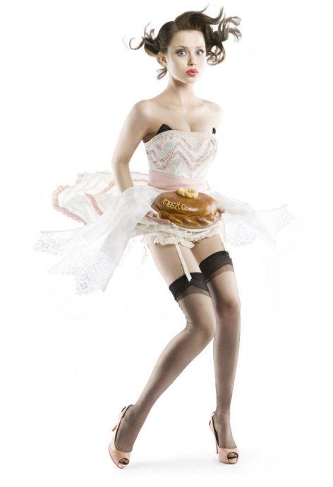 俄罗斯迷人pin-up美女搔首弄姿,展现复古性感 - 新博者的日志 - 网易博客 - 不老松 - nihao1234123 的博客