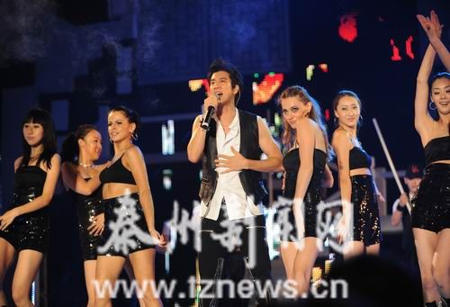 王力宏09同一首歌の祥泰之州 - 音乐超人 - 音乐超人