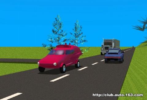 [组图] 匪夷所思 看未来可能出现的8种交通工具 - 路人@行者 - 路人@行者