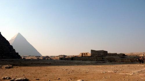 闲话:重返埃及之一 - 方方 - 方方