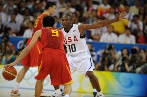 中国篮球:这次是孙悦的奥运会 - 老曾 - 老曾的博客