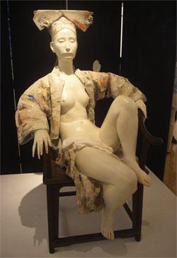 裸体慈禧和她的遮羞布 - 何三坡 - 燕山何三坡