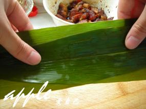 给你超详细的粽子制作过程:三种粽子裹法大解析(一) - 可可西里 - 可可西里