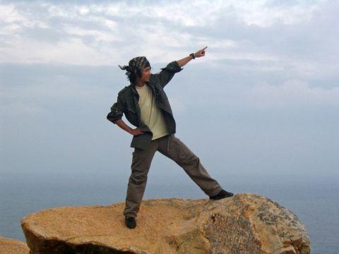 〖情迷庙湾〗个人旅游摄影·第二集 - 彷徨中晕眩... - 永-不-褪-色-的-只-有-黑-色