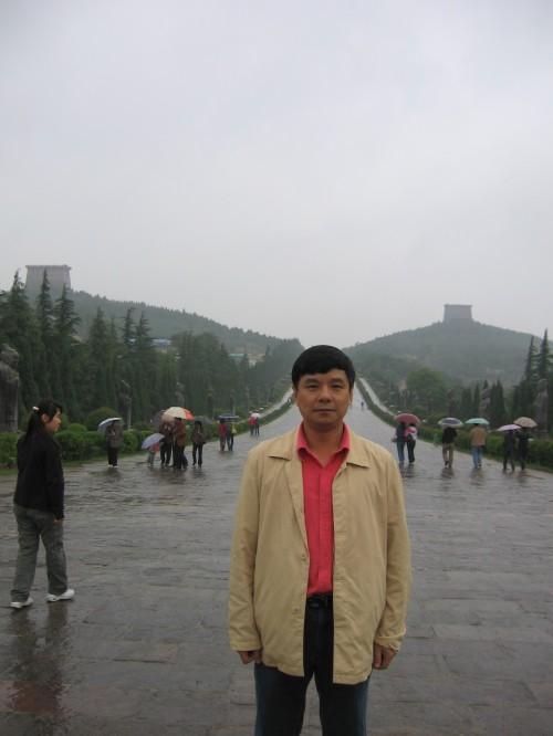 诗意长安:转帖其他诗人拍的或者博客上的照片 - 杨克 - 杨克博客