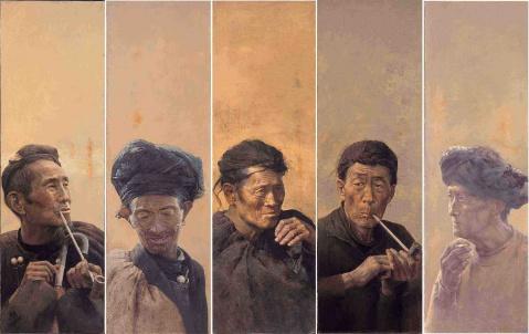 古典精神的追随 - 应歧的油画风景 - 应歧的油画风景