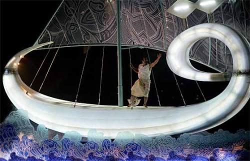展望北京2008奥运,回顾多哈2006-4 月亮船 - 梦里秦淮 - 周宁(梦里秦淮)的博客