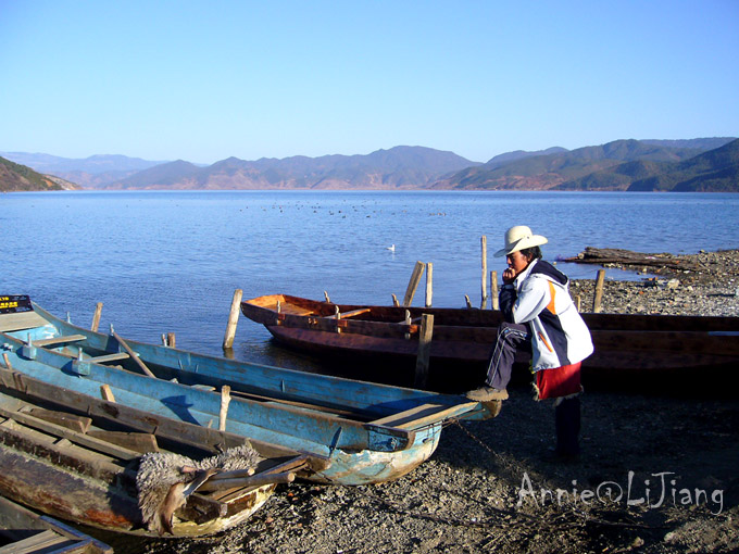 永远的彩云之南---泸沽湖、玉龙雪山、丽江映象 - 鱼儿 - 鱼儿的遨游生活