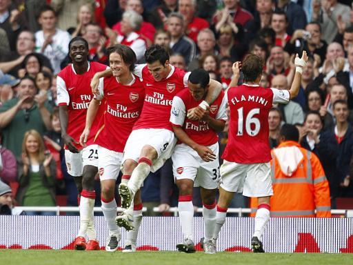 (足球)阿森纳嗜血狼吻,向全欧洲最可怕球队致敬!组图 - 老刘的博客 - 未来水世界