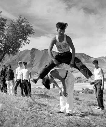五十年前的全民健身运动与北京奥运【原创】 - 54261部队 - 吴荣堂的博客