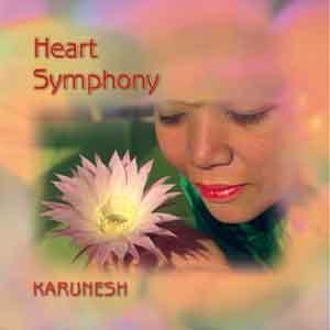 【专辑】新世纪艺术家Karunesh卡鲁恩河—Heart Symphony 心灵交响曲 320K/MP3 - 淡泊 - 淡泊