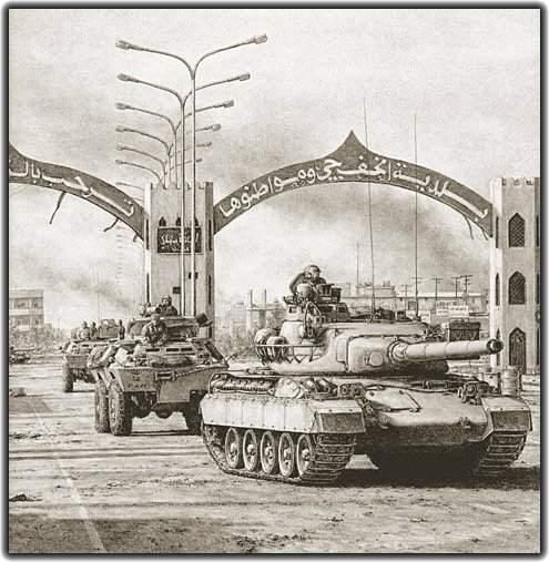 细致入微的战争铅笔画(下)