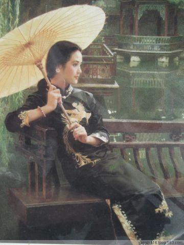 陈衍宁精品人物油画欣赏 - lidongliang1963.h - 敲开上帝之门的博客