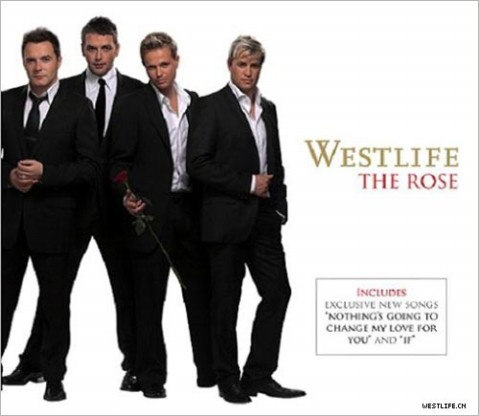 A brief introduction of Westlife - 拖泥带水 - 刚刚的搏客