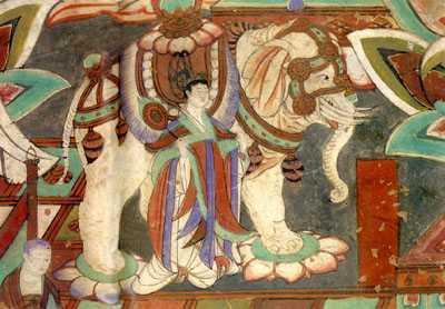 敦煌壁画 - lishijun717的日志图片