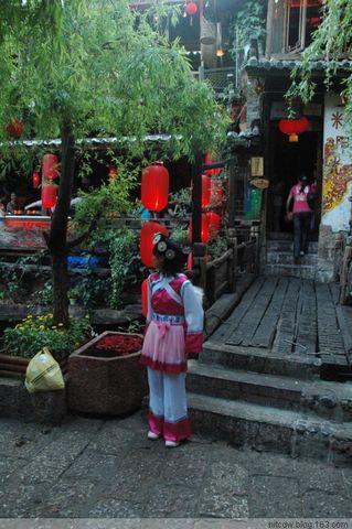 [旅游摄影]好喜欢,云南(13)--丽江,纳西人居住的地方 - 松江蓑笠翁hitcdw - hitcdw摄影、旅游