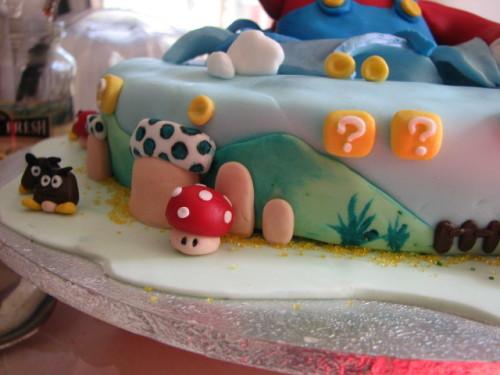 巧手小美女和她的玛利奥蛋糕 - 苗得雨 - 苗得雨:网事争锋