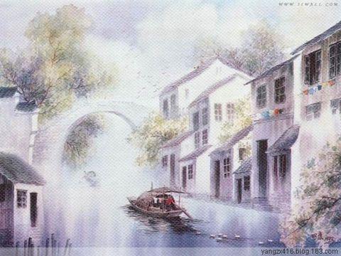 忆江南   白居易 - angel.yzx - 惠风和畅
