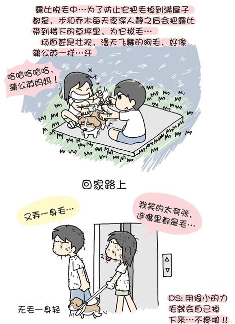 蒲公英妈妈 - 小步 - 小步漫画日记