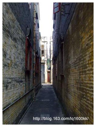 石岐老街(3)——治安街、吉祥里 - lq - LQ的博客