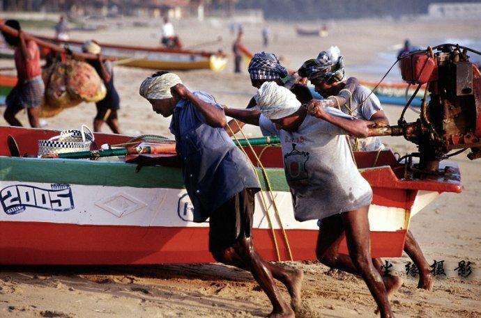 印度角根尼亚古马里 - Y哥。尘缘 - 心的漂泊-Y哥37国行