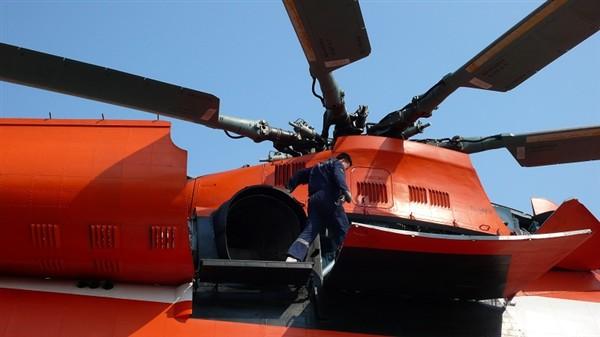 m26是世界上最大的直升飞机