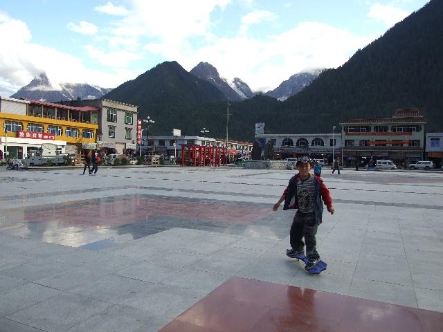 波密风光--雪域西藏行之十二   - 侠义客 - 伊大成 的博客