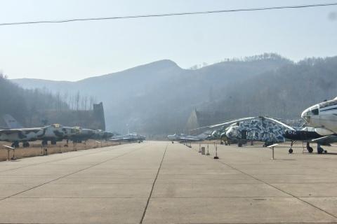 骑行鲁山飞机场 - 白杨树的日志