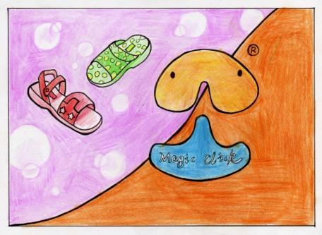 给广告公司画的插画 - 二磊 - 锦の城