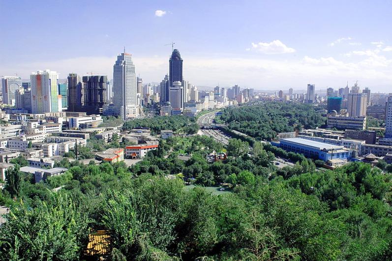 [原创]乌市的红山公园 - 老港 -      『老港的博客』