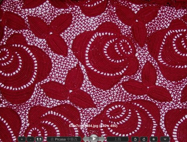漂亮的玫瑰花衣 - 梅兰竹菊 - 梅兰竹菊的博客