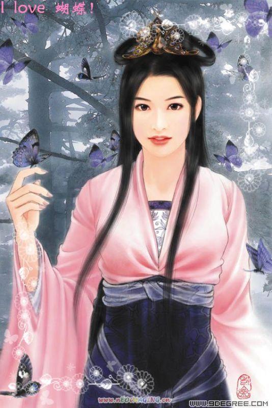 中国古代十大美女 吉祥的日志