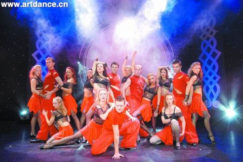 组图:踢踏舞简介(转) - 使者--李堂吉诃德白 - 中国舞蹈联盟系列博客 ——说舞