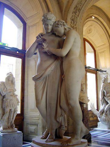 卢浮宫的塑像  - 水^木^白 - 水^木^白