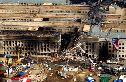 从五角大楼被炸说起 (美国散记之二) - 锦园 - 锦园