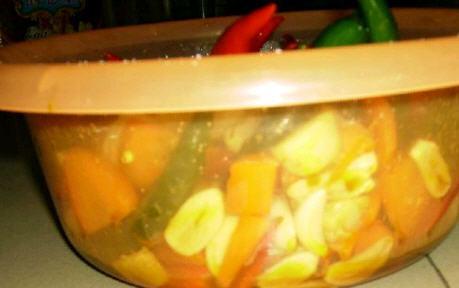 這麽腌辣椒太好吃了 - 学 海 - XUE HAI BLOG