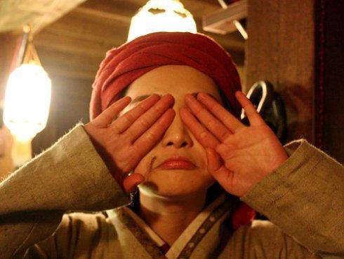 《倚天屠龙记》小昭的水手装~!媒婆痣? - 冰豆 - 向六的空间