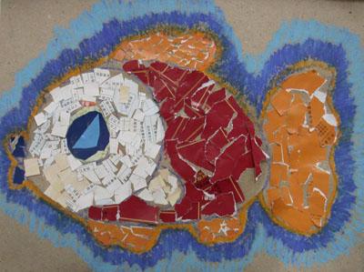 画报剪贴欣赏 美丽的鱼儿 - 彤馨童画 - 彤馨·童画的博客